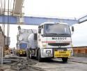 Ciągnik balastowy SISU, 220 ton