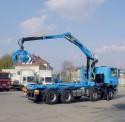 Ciężarówka z HDSem chwytakowym
