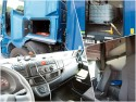 Eurocargo ML180E25, wnętrze, schowki