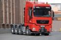 Man Trucknology RoadShow, ciągnik balastowy