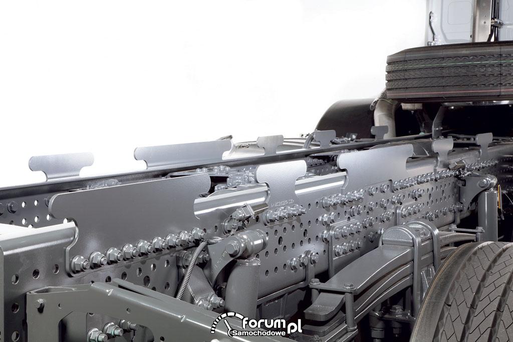 Mercedes-Benz Arocs, warianty modelowe, silniki, budowa