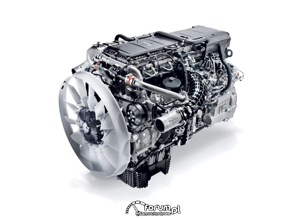 Mercedes-Benz Arocs, silnik OM 471 o pojemności skokowej 12,8 dm3