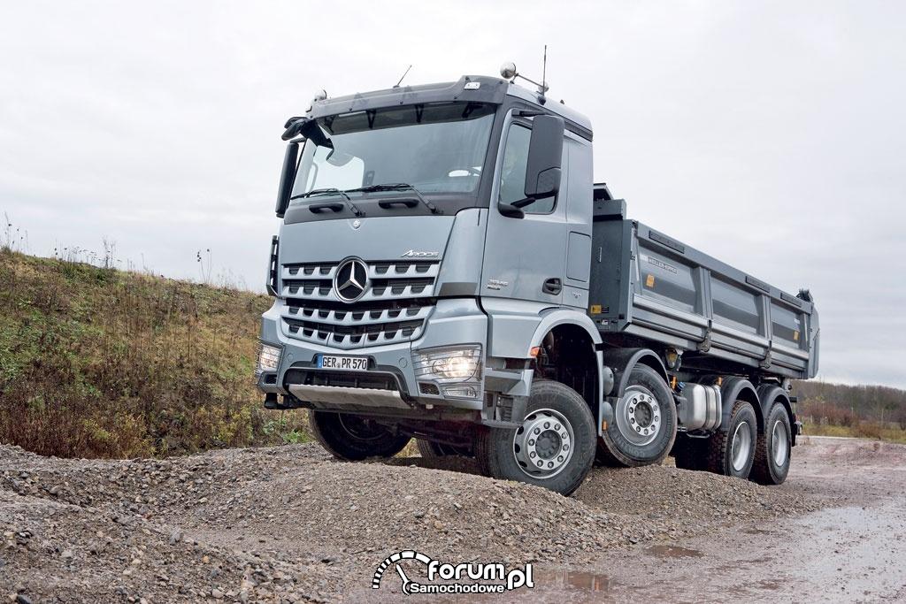 Mercedes-Benz Arocs, wywrotka