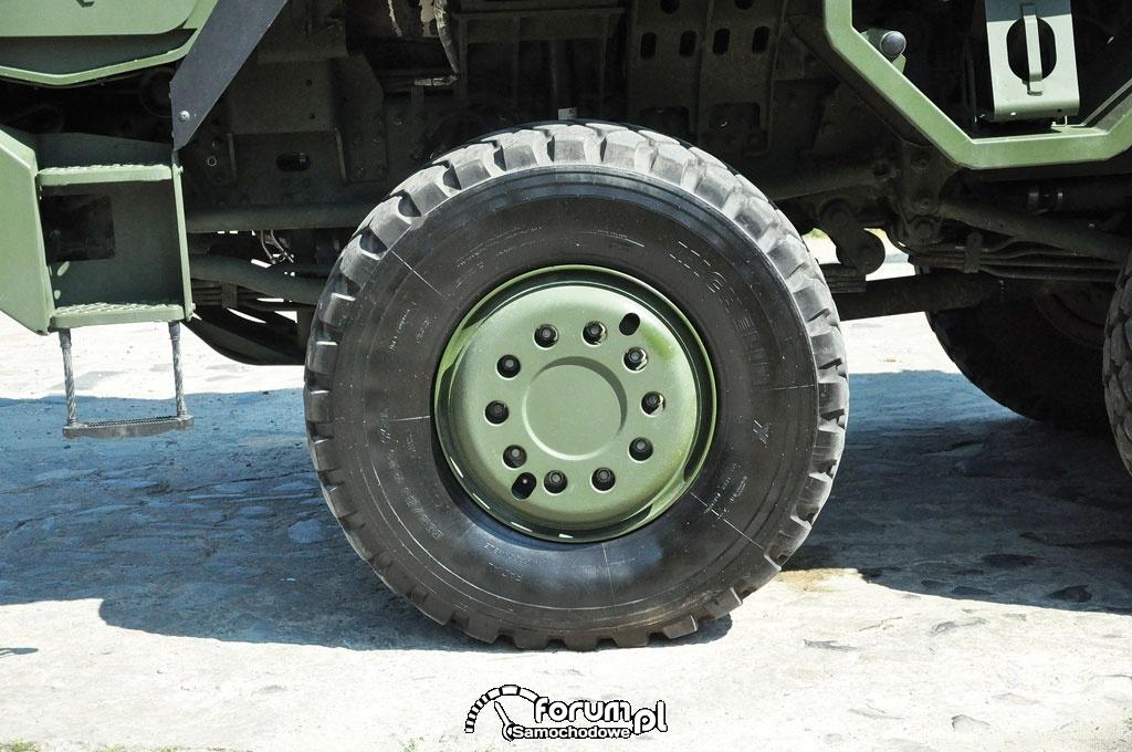 Przednie koło z oponą Michelin, MAN HX 44.680