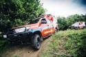 Toyota Hilux w służbie GOPR, ciężki teren