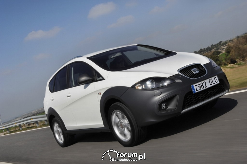 SEAT Altea 4x4 Freetrack