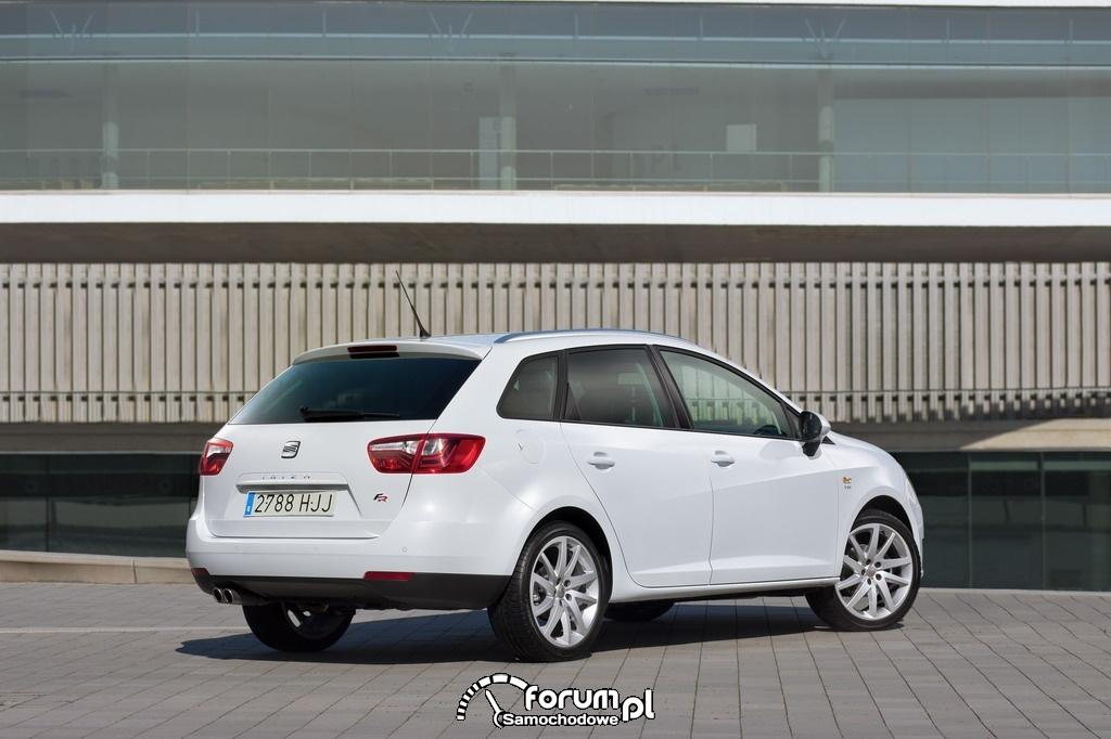 Seat Ibiza 2012 - 5 drzwi kombi, 2