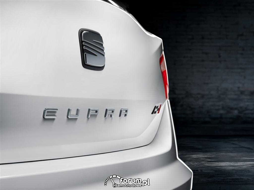 SEAT Ibiza Cupra, logo