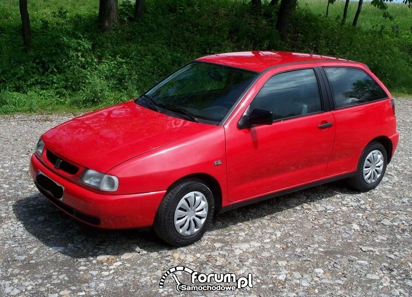 Seat Ibiza - II generacja