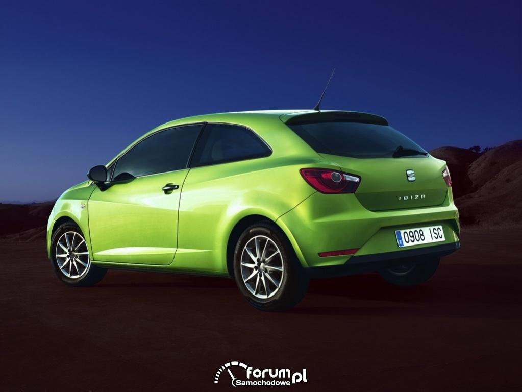SEAT Ibiza SC 2012