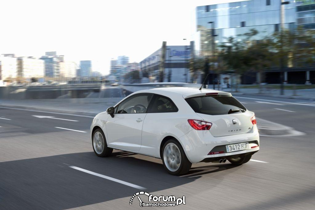 Seat Ibiza SC w wersji Reference, 3-drzwiowa