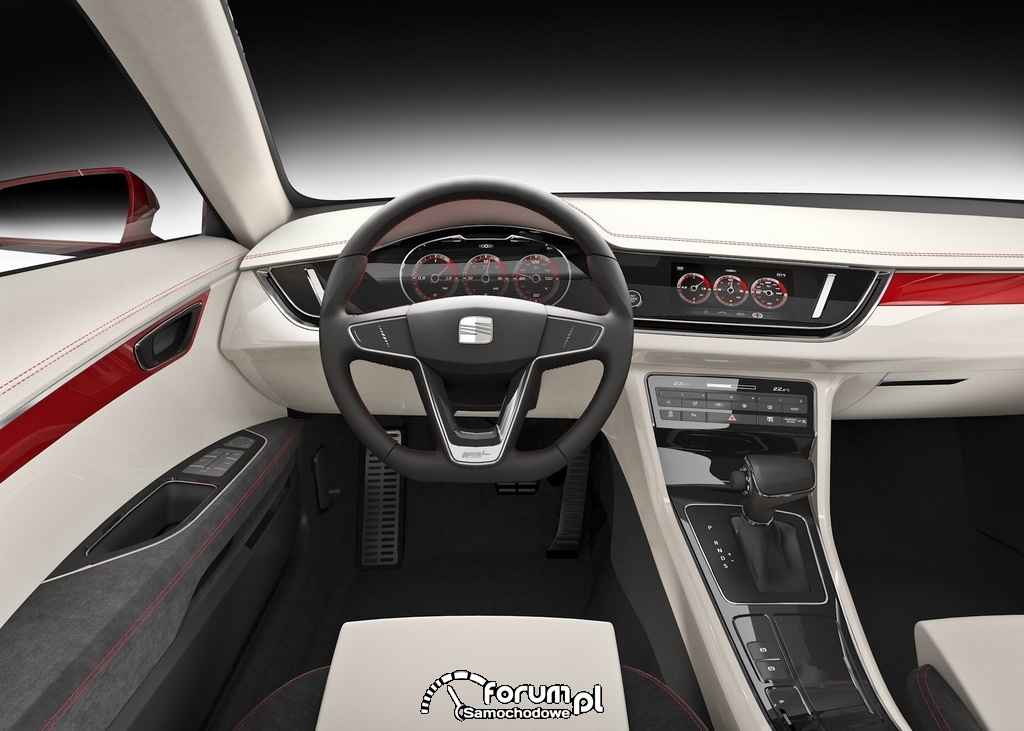 SEAT IBL Concept Car : 2