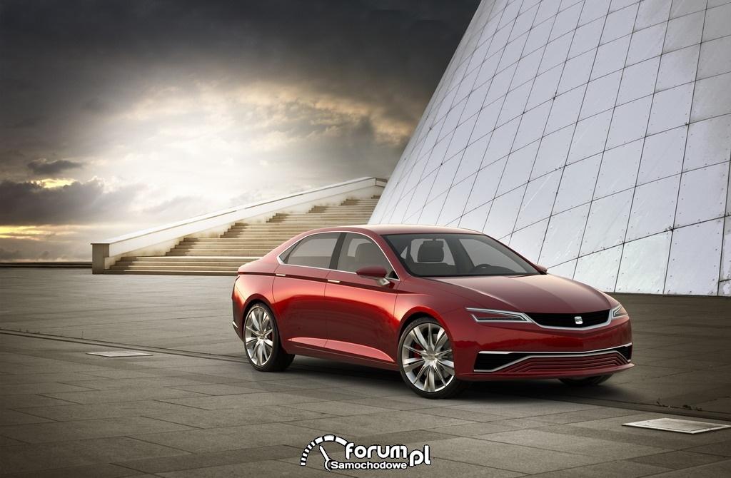 SEAT IBL Concept Car : 3