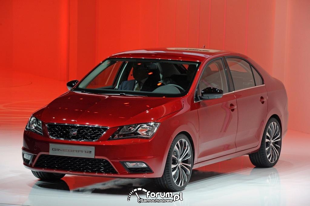 Seat Toledo Concept 2012, 5