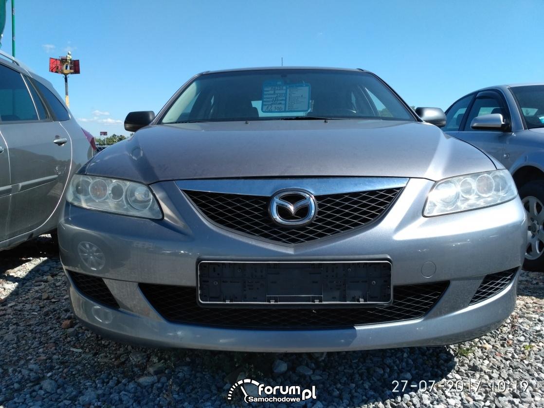 Mazda 6,1.8, 2003