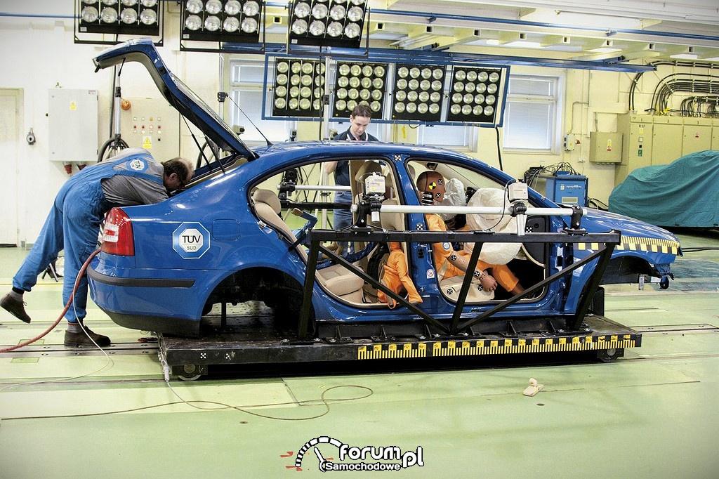 Skoda w gronie najbezpieczniejszych samochodów świata