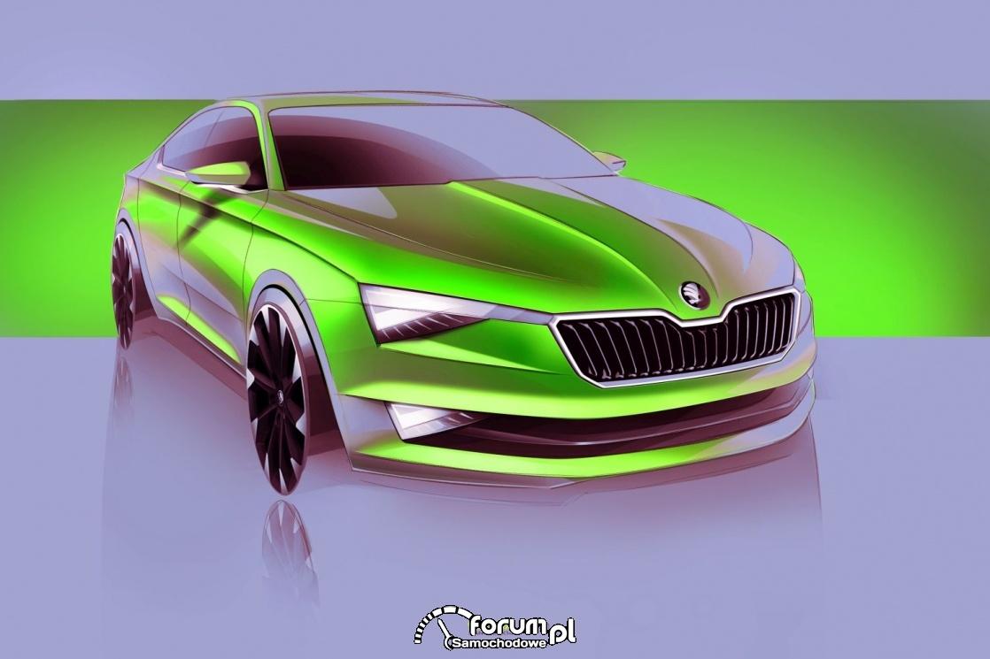 Skoda Design, projekt samochodu