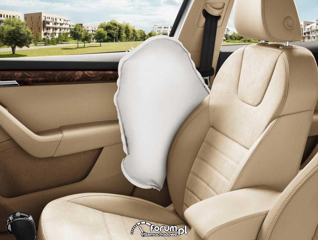 Nowa SKODA Octavia uzyskała 5 gwiazdek w testach Euro NCAP