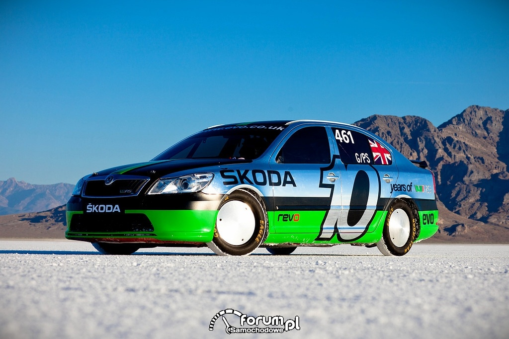 Skoda Octavia RS, silnik 2.0 TSI o mocy 600 KM
