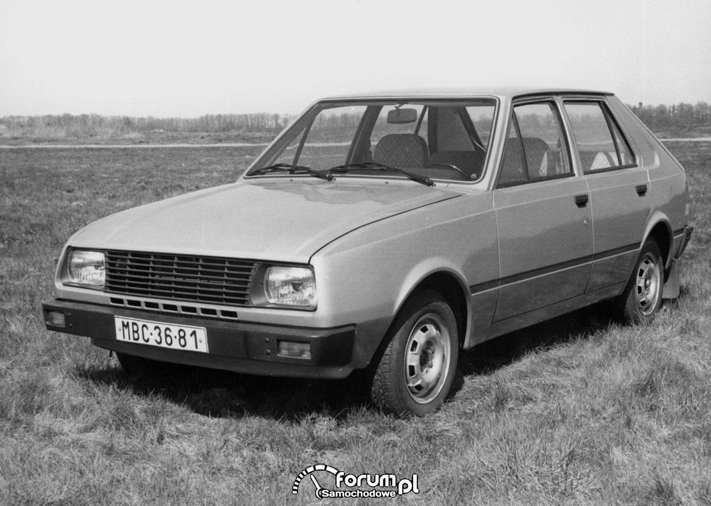 Skoda S781 Favorit