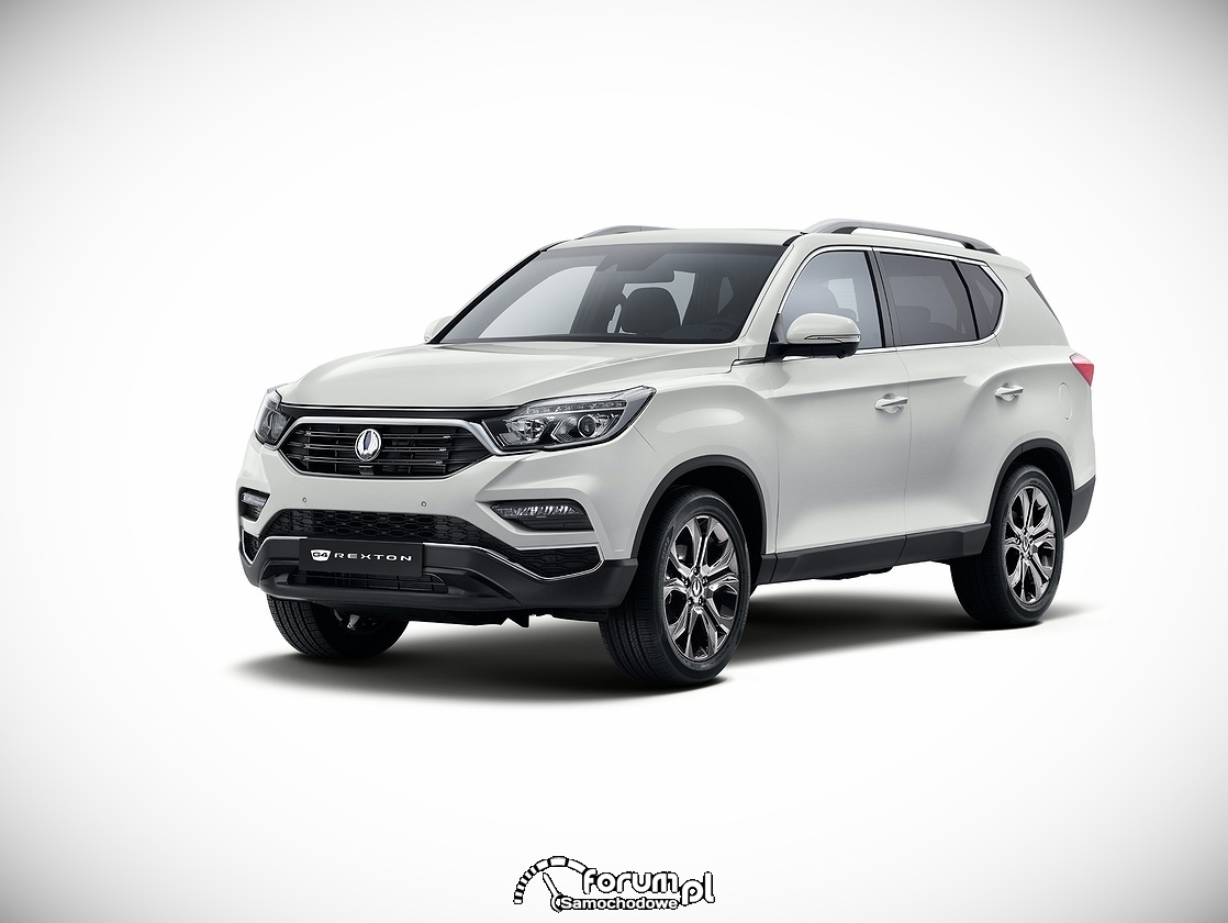 SsangYong Rexton, Y400