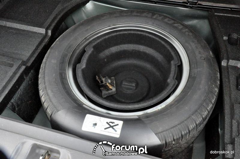 Subaru Outback zapas