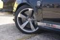 1/4 mili Audi RS 6R hamulce