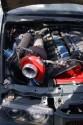 1/4 mili BMW - turbo