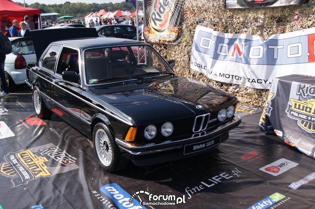 BMW 323i - oryginał