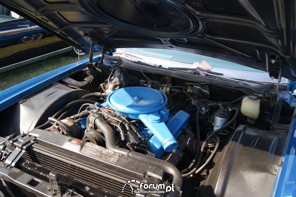 Chrysler - silnik