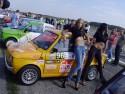 Dziewczyny i maluch WRC