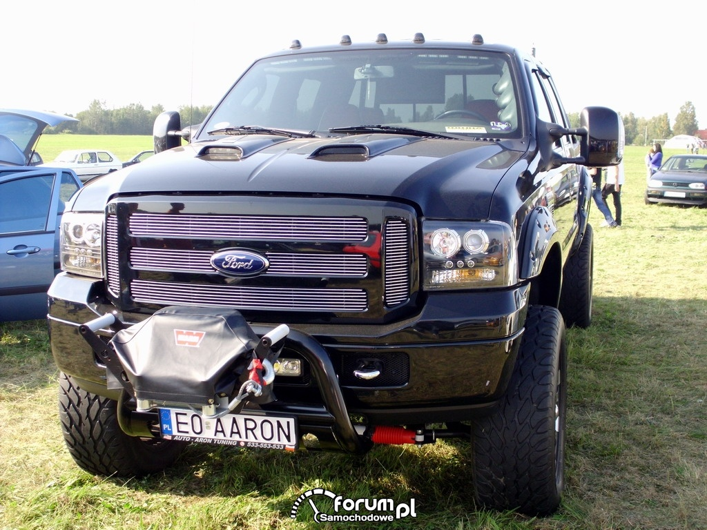 Ford F150 - tuning