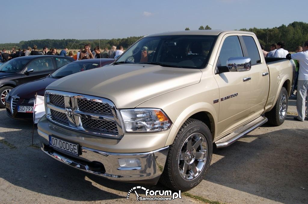 Hemi 5,7 Dodge Ram 1500