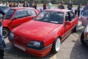 Opel Omega - poszerzone nadkola