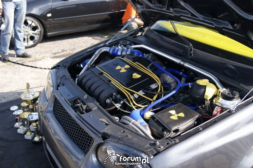 VR6-DOHC - Volkswagen Golf