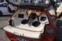 Zabudowa bagażnika Car-Audio -  Honda Civic