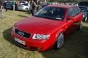 Audi A4 B6, przód