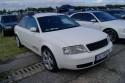 Audi A6 C5, białe