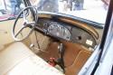 Chevrolet Master Eagle 1933, wnętrze
