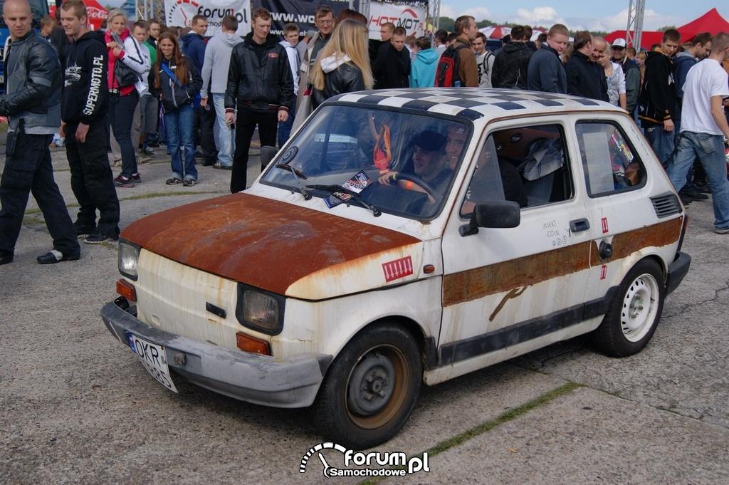 Fiat 126P, wrzuć monetę