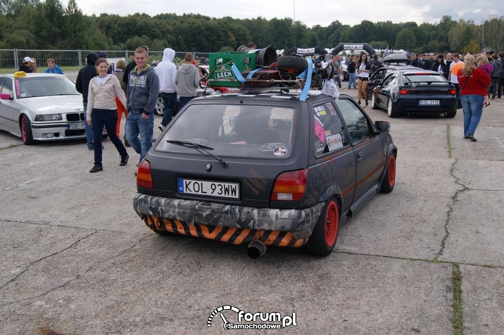 Ford Fiesta MKIII, Tuning Rat Style, 2
