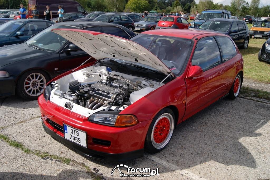 Honda Civic V, tuning