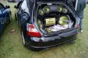 Honda Civic VII, Zabudowa bagażnika Car Audio