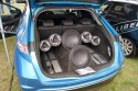 Honda Civic VIII, Zabudowa bagażnika Car Audio