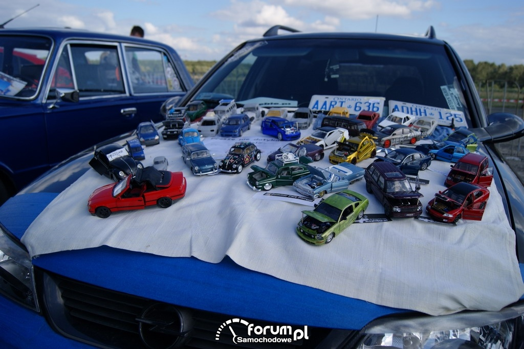 Modele samochodów osobowych