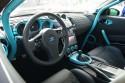 Nissan 350Z, wnętrze, klatka