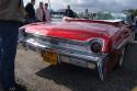 Oldsmobil Starfire 1961, tył