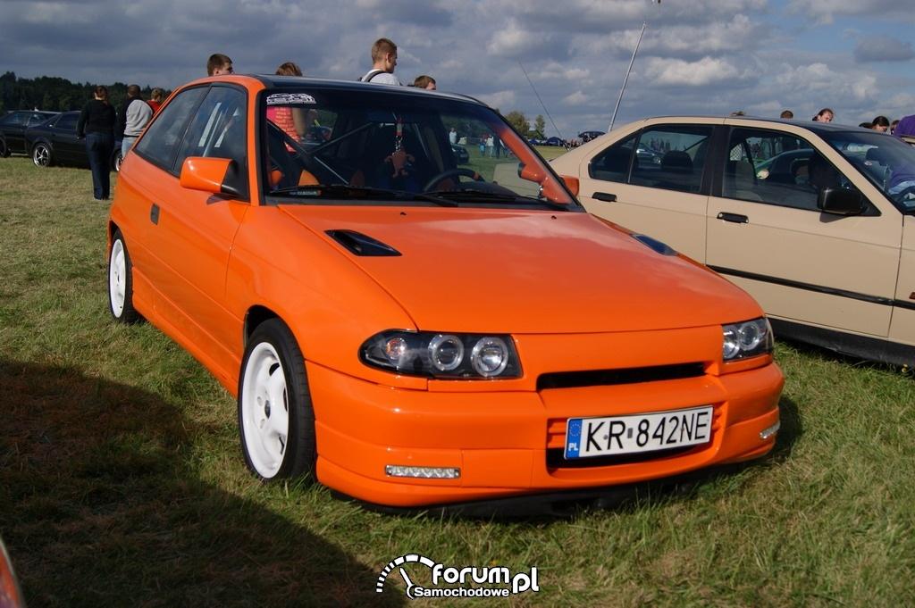 Opel Astra GSI