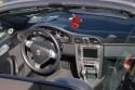 Porsche Carrera, wnętrze, grafitowy mat