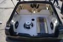 Volkswagen Corrado, zabudowa bagażnika Car Audio